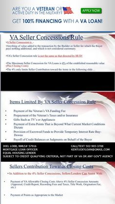 Kentucky Va Mortgage Guidelines For Approval Va Mortgages