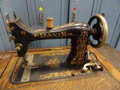 Davis Antique Sewing Machine
