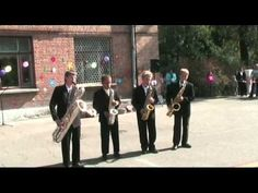 The Pink Panther - Saxophone Quartet LaDoS Saxophone Quartet, Saxophones, Music Sheets, Pink Panthers, Sounds Like, Families, Play, Youtube, Sheet Music