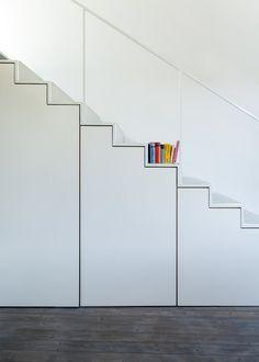 Skandinavisch Treppenhaus by David Butler Photography