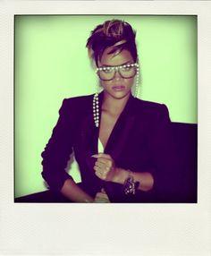 Rihanna x Love/Hate Pearl  Glamour Magazine