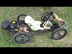 (5) CycleKart Cabariot 2017 : La future voiture de Franck - YouTube Go Kart Kits, Bicycle Sidecar, Electric Tricycle, Power Wheels, Moto Bike, Karting, Pedal Cars, Mk1, Concept Cars