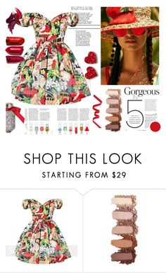"""Seven grils 41"" by difen ❤ liked on Polyvore featuring Victoria's Secret and vintage"