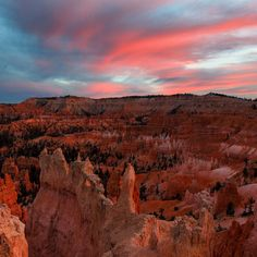 Bryce Canyon National Park Wow Spots - Sunset