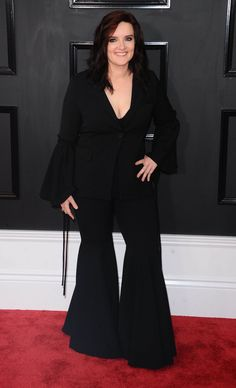 Brandy Clark #BrandyClark on Red Carpet  GRAMMY Awards in Los Angeles 12/02/2017 Celebstills B Brandy Clark Grammy Awards 2017