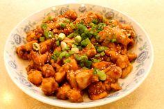 Crunchy Mama's Sesame Chicken (Paleo, Gluten Free, Dairy Free)  @Carey Baldwin Baldwin Baldwin Baldwin McMahon Mama
