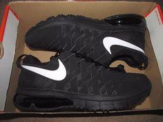 Nike Fingertrap Max TB Mens Training Shoes 11 Black 666410 010 #Nike #RunningCrossTraining