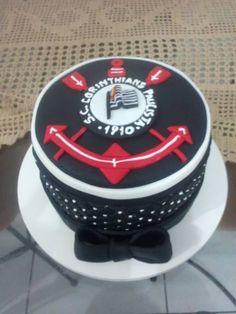 Bolo Corínthians  #caketimão #bolodocorinthians #aniversario #festa