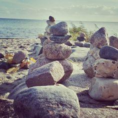 #thiessow #steine #strand #mv #rügen #ostsee #Mönchgut #ostseebad #wirsindinsel #aufnachmv #insel