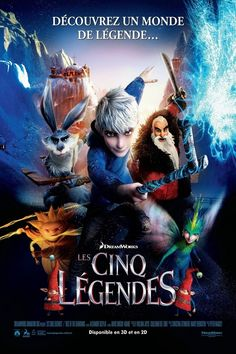 Rise of the Guardians Full Movie Online 2012