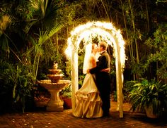 "The Crystal River Inn, San Marcos Intimate or elaborate, garden or fireside, gourmet seated dinner or simple cake and punch, we love creating perfect weddings. We've been repeatedly voted ""best caterer"" and ""best place to have a wedding"" in our area."