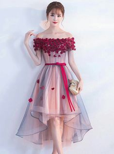 Auf Lager: innerhalb 48 Stunden verschicken Pink Off The Shoulder Tulle Hi Lo Dr. - - Auf Lager: innerhalb 48 Stunden verschicken Pink Off The Shoulder Tulle Hi Lo Dress – Source by Elegant Dresses, Pretty Dresses, Beautiful Dresses, Formal Dresses, Casual Dresses, Awesome Dresses, Chic Outfits, Dress Outfits, Fashion Dresses