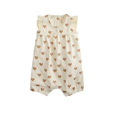 Pre-order Baby ruffle one-piece in hearts : one-pieces | J.Crew. Hadley needs all the things from j crew.