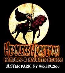Headless Horseman Hayrides........great fun!