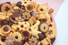 Christmas Sweets, Christmas Cookies, Christmas Time, Xmas, Holidays And Events, Gingerbread Cookies, Recipies, Deserts, Food And Drink
