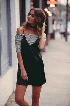 A Look Into Fall: Our Favorite Trends // Tees + Dresses