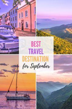 Best Travel Destinations in September , Travel in September, Istria, Trentino, Nepal, Luxembourg, Dolomites, Himalayas #traveltips #travel #luxembourgmta #nepalmta #trentinomta #croatiamta