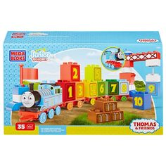 Mega Bloks Thomas & Friends 123 Learning Train