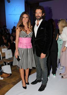 Αθηνά Οικονομάκου: Με υπέροχο vintage φόρεμα Fans, Joy, Celebrities, Shopping, Style, Fashion, Swag, Moda, Celebs