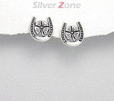 Martisoare de argint online, modele deosebite pentru persoana iubita - Style And The City 8 Martie, Diamond Earrings, Floral, Flowers, Silver, Jewelry, Jewlery, Jewerly, Schmuck