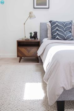 Take a longer nap, it's Friday -- Make it a cozy bed space, here we're showing one of our best selling pieces, Piero in Chevron pattern nightstand, 1-door side table, designed for a timeless appeal, featuring stylish chevron pattern front panels on classic splayed legs in gorgeous Java/Brown color. -NPD Furniture #newpacificdirect #interiordesigner #sidetable Furnishings, Headboard, Wholesale Furniture, Bedding Sets, Home Furniture, Nightstand, Interior Design, Home Decor, Cozy Bed