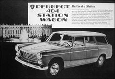 1963 Peugeot 404 Station Wagon