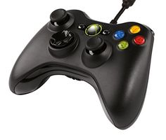 Microsoft Manette pour Xbox 360 / PC Noir: L'article Microsoft Manette pour Xbox 360 / PC Noir est apparu en premier sur 123bonsplans.