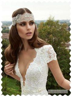 Peinados 2015 para novias ondas retro. #estilistasciudadreal #estilistas #ciudadreal #tendencia2015