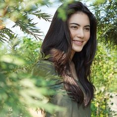 Davika Hoorne Beautiful Asian Women, Beautiful People, Mai Davika, Cute Beauty, Face Hair, Pretty Face, Asian Beauty, Beauty Women, My Idol