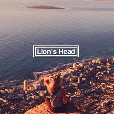 Lion's Head is a mountain in Cape Town, South Africa and hard not to see while being there. How to reach the top of the Lion's Head. Lions Head Cape Town, Cape Town South Africa, Ecommerce Hosting