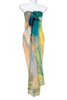 LENGYEL LEONA ONLINE SHOP  #luxury #silk #scarf #sarong