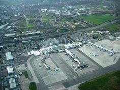 Glasgow Airport, Scotland