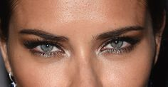 Adriana Lima Is Here to Convince You That Taupe Is the Sexiest Eyeshadow Choice