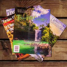 Heart of Texas Magazine Subscription