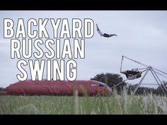 Backyard Russian Swing - Radass.com