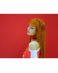 #LISA BLACKPINK Jennie Lisa, Blackpink Lisa, Yg Entertainment, K Pop, Kpop Hair, Blackpink Photos, Color Rosa, Girl Bands, South Korean Girls