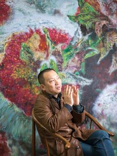 Nostalgia and Surrealism Infuse Works of Chinese Animation Artist - The New York Times Zhang Xiaotao, a Chinese artist, at his studio in Beijing. Originally a painter, he now focuses on digital animation films.