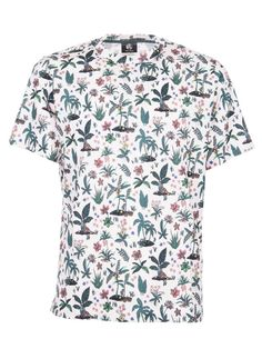 PAUL SMITH Ps By Paul Smith Printed T-Shirt. #paulsmith #cloth #https: