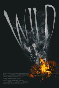 Poster for Wild by Scott Saslow. #wild #reesewitherspoon #lauradern #thomassadoski #gabyhoffmann #jeanmarcvallee #cherylstrayed #memoir #2014 #nickhornby #pacificcresttrail #movieposter #graphicdesign #posterdesign #fanart #alternativefilmposter #alternativemovieposter