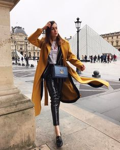 "8,825 Likes, 92 Comments - Andy Torres (@stylescrapbook) on Instagram: ""My new @sportmax coat helping me make a dramatic exit #Paris #PeaceOut"""