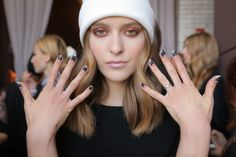 OPI NYFW Fall/Winter 2014 Manis