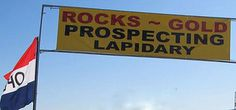 Open in Quartzsite, AZ from November through March. by RocksInMyHead1, via Flickr