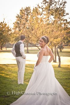 #wedding #photography by Sarah Koermer of High Contrast Photography