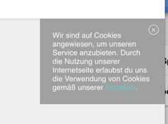 Cookie Info