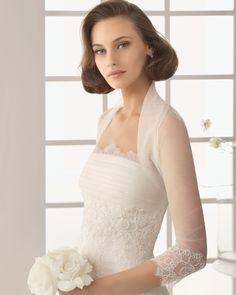 Rosa Clara - wedding jacket