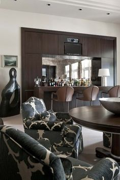 Living Room - eclectic - living room - other metro - Wolfe Rizor Interiors
