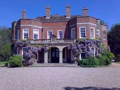 Leighton Hall wedding venue in Shropshire