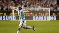 Coppa America: Argentina ai quarti con un super Messi ok il Cile