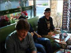Free Comic Book Day Nathan Fillion, Alan Tudyk, Shannon Denton signing Spectrum Comic Book.  5/7/16