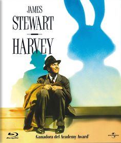 El invisible Harvey - Harvey (1950) | Estar loco no es tan malo...